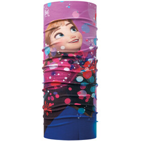 Buff Original Frozen Neck Tube Kids Anna Bright Pink